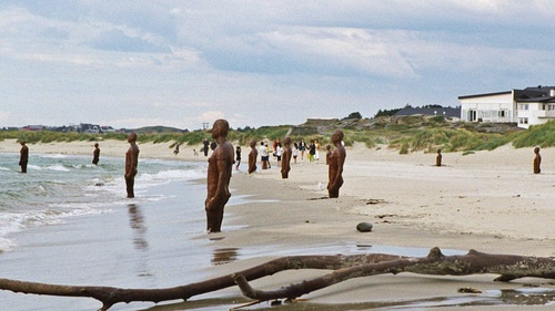 1999 Solastranden - 100 statues Antony Gormley 'Another Place' 4