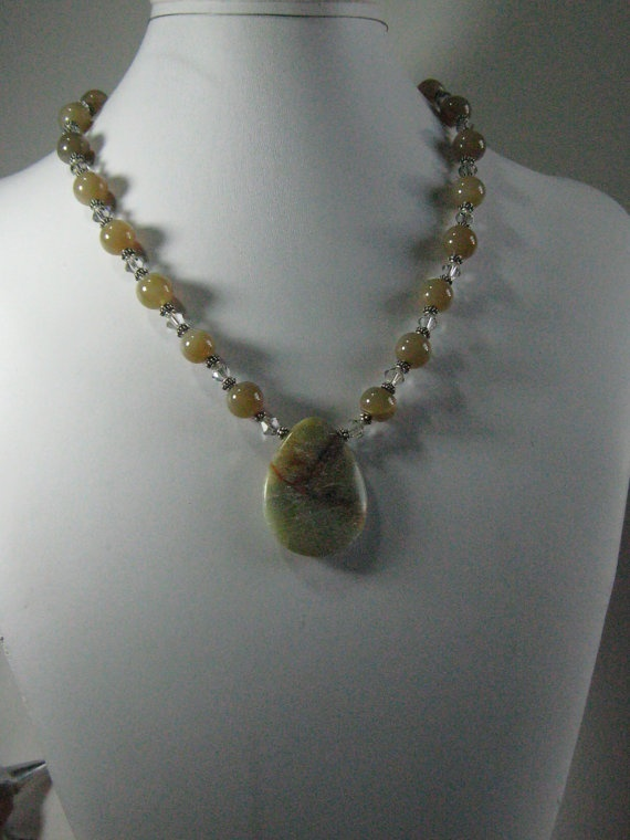 Naturally by DRESSEDATTHENECK on Etsy, $55.00: 5500