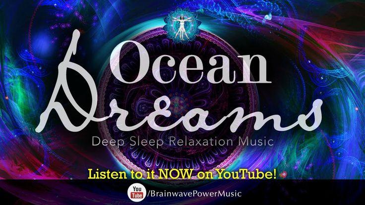 "Deep Sleep Music: ""Ocean Dreams"" - Relaxation, Stress Relief, Calming, L...NEW! Deep Sleep Music: ""Ocean Dreams"" - Relaxation, Stress Relief, Calming, Lullaby  #youtube #music #audio #listen #wellness #harmony #follow #balance #relaxation #calming #followme #soothing #healthy #happiness #musicforsleep #dreams #deeprelaxation #imagination #stressrelief #lullaby"
