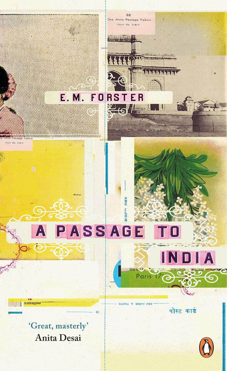 E. M. Forster's stunning novel A PASSAGE TO INDIA offers an overwhelming read. Which is why we've added it to our Penguin Essentials range, along with its atmospheric new cover design.