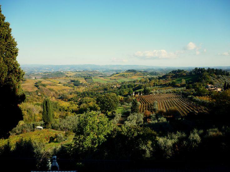 Tuscany, Italy, autumn 2015