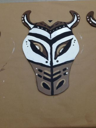 The Lion king Jr Wildebeest