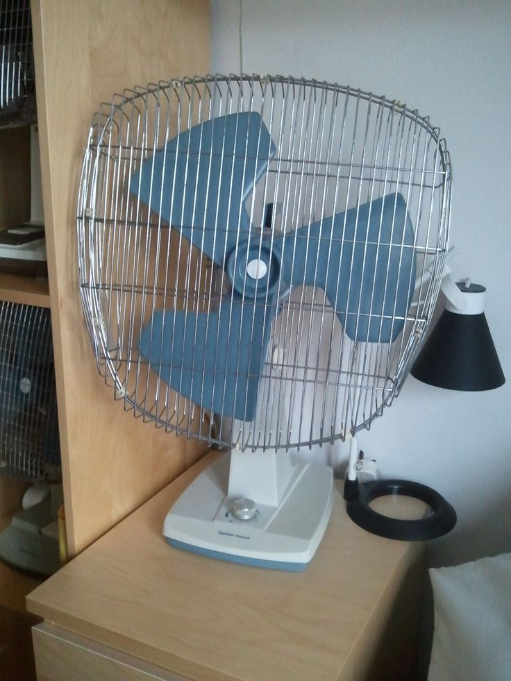 Xpelair Taurus T16 Fan 1970s Spain Fantastic