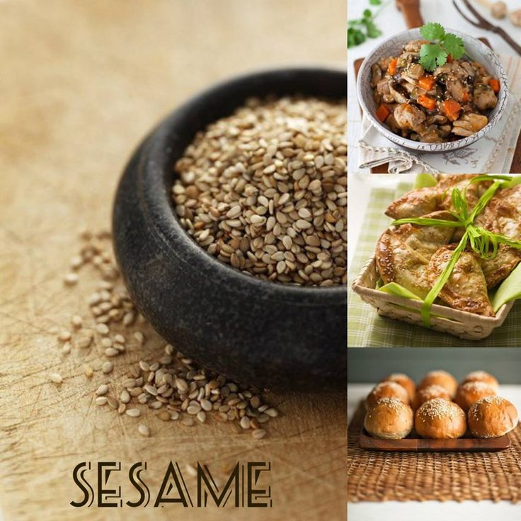 A little bit of Sesame for more tasteful plates with Cuboimages