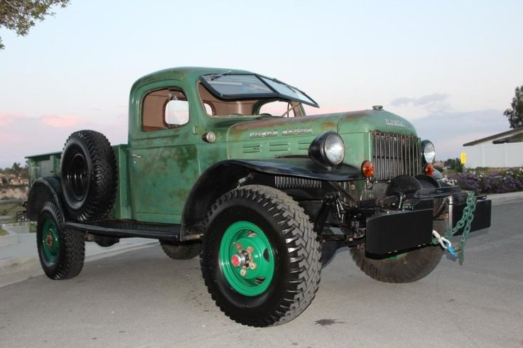 1950 Dodge Power Wagon for Sale | CARS | Pinterest ...