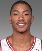 player Derrick Rose news, stats, fantasy news, injuries, game log, hometown, college, basketball draft info and more for Derrick Rose.