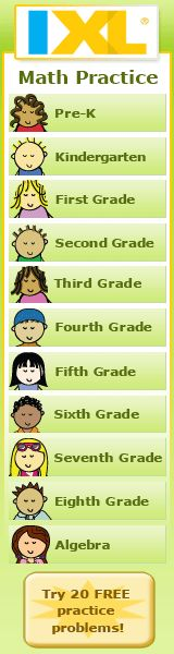 IXL is a great technology tool. Last school year, I assigned students different sections to complete on the website. It has a section for both math and literacy with questions organized by standard.