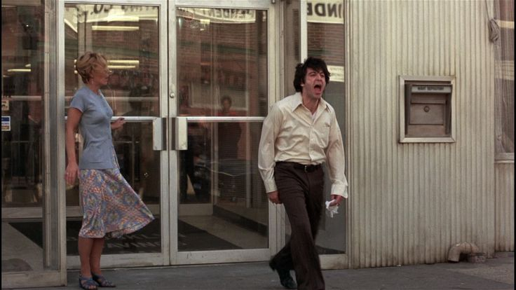 ATTICA!ATTICA! Dog Day Afternoon (1975, Sidney Lumet). Based on a real story.