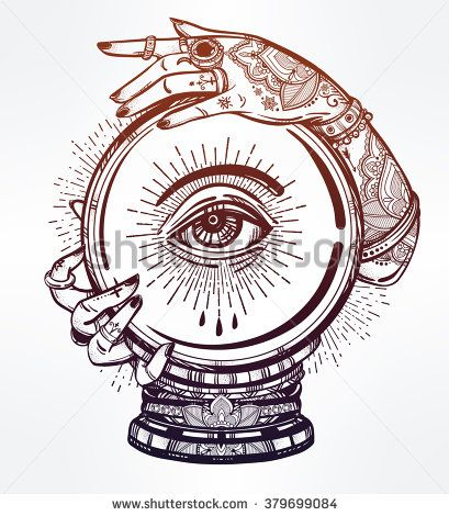 Crystal Ball Future Stock Photos, Images, & Pictures | Shutterstock