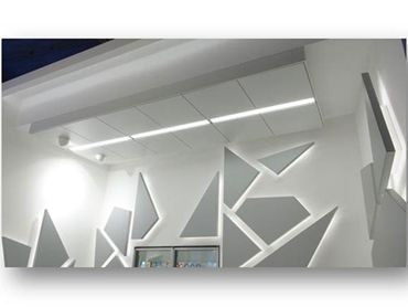 Logix™ Integrated Ceiling Systems from USG Boral | Architecture And Design