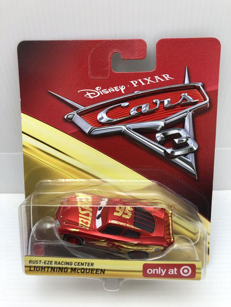Disney Cars 3 Diecast 155 Scale Target RustEze Racing