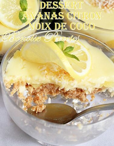 dessert ananas citron noix de coco3