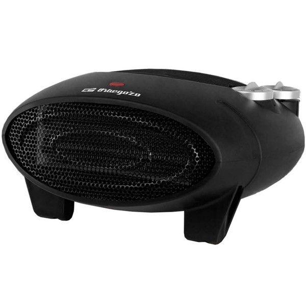 Orbegozo FH-5028 Calefactor el/éctrico con termostato Ajustable 2 Posiciones de Calor y funci/ón Ventilador 2000 W de Potencia