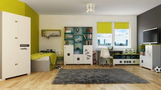 Jak urządzić pokój dla kilkulatka, a jak dla nastolatka? Podpowiadamy na www.dekoratorium.pl