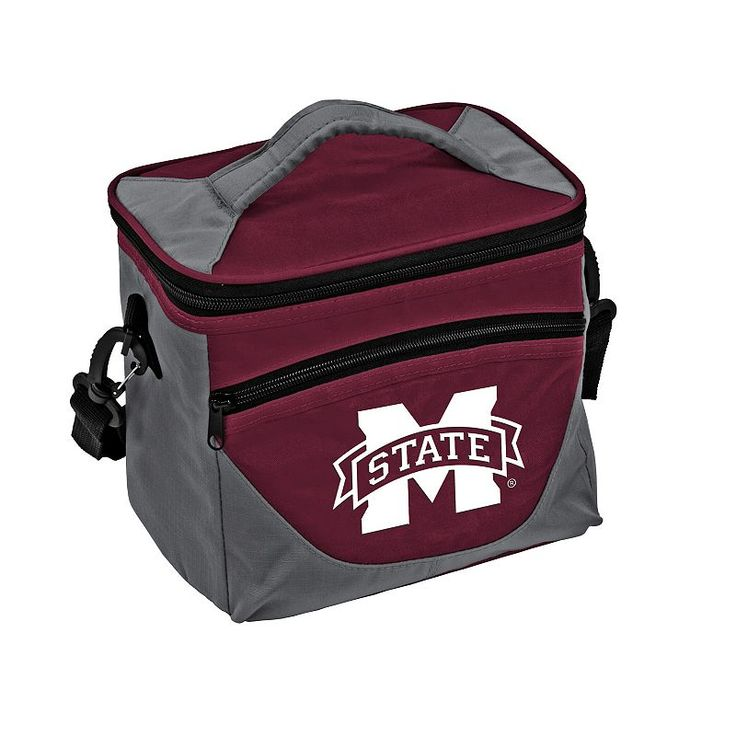 Logo Brand Mississippi State Bulldogs Halftime Lunch Cooler, Multicolor