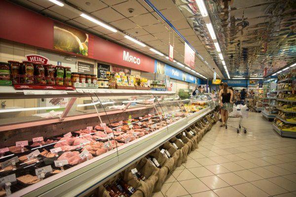 Ученые: На витринах супермаркета бактерий больше, чем в туалете http://actualnews.org/exclusive/156966-uchenye-na-vitrinah-supermarketa-bakteriy-bolshe-chem-v-tualete.html  Исследователи предупреждают, что отдел бакалеи в супермаркете может содержать больше микробов, чем домашний туалет. Как подчеркивают ученые из Университета штата Аризона подобные случаи не столь редки, поскольку в контейнерах с мясом вредоносные микроорганизмы могут размножаться с огромной скоростью.