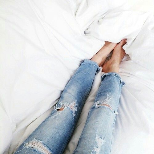 This jean. ❤✌