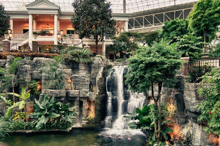 Opryland Hotel Nashville Tenn.-never get tired of visiting this gorgeous hotel.Waterways,fountains,flowers everywhere.Love it!