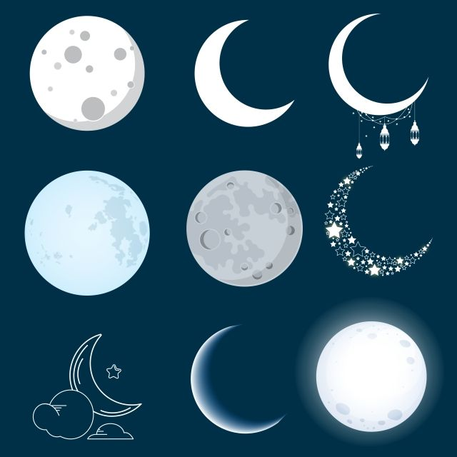 Moon Moon Clipart Png Planet In Space Png And Vector With Transparent Background For Free Download Moon Art Moon Illustration Moon Drawing