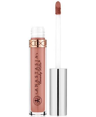 Anastasia Beverly Hills Liquid Lips in Pure Hollywood $20.Love this natural color,pretty Lip Gloss