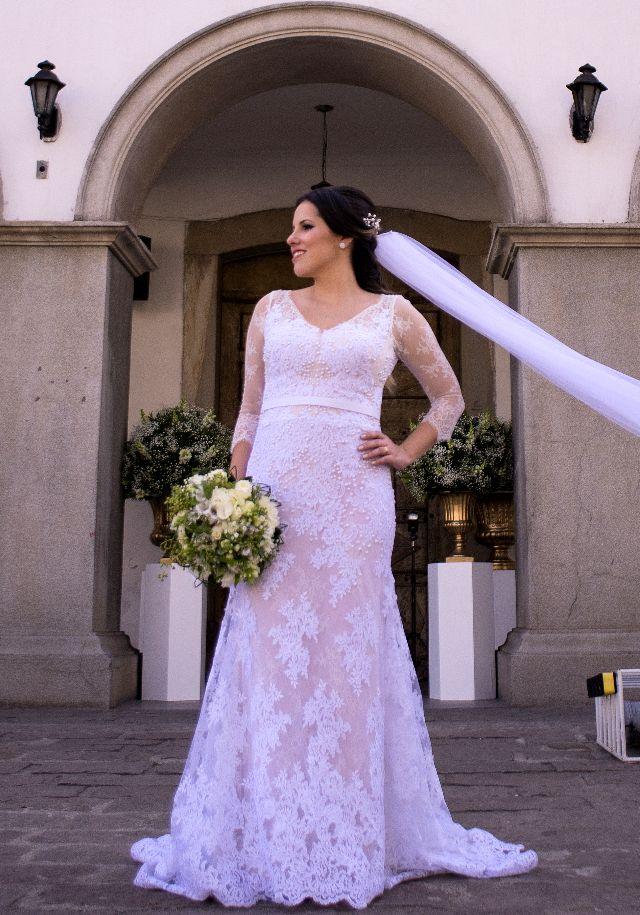 Mejores 16 imágenes de Noivas en Pinterest | Novias, Vestido y Bespoke