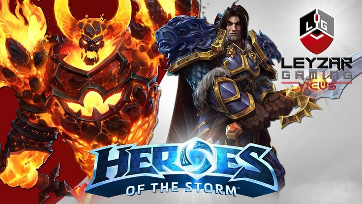 Heroes of the Storm (News) - Ragnaros & Varian Screenshots and a few Tal...