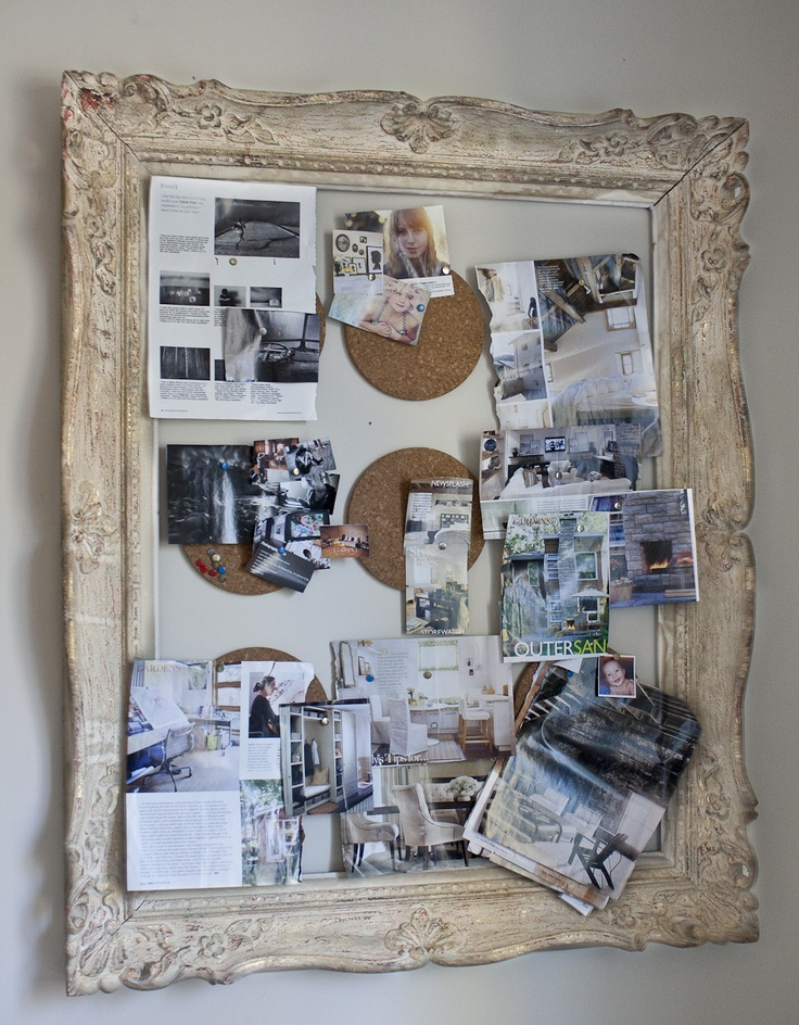 1000 images about vision boards on pinterest the gap for Pretty bulletin board