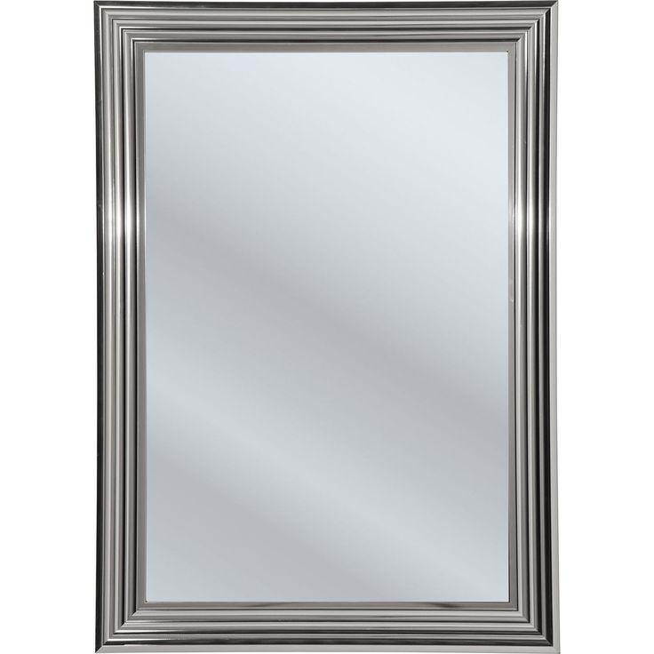 Oglinda cu Rama Silver 105x75cm