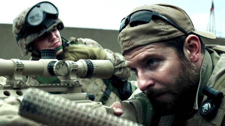 AMERICAN SNIPER de Clint Eastwood - Bande Annonce (2015)