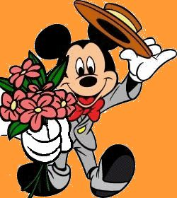 Mickey and minnie mouse disney gifs