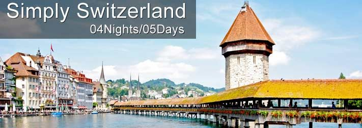 Switzerland Holiday Packages - Europe Group Tours offers holiday and vacation tour packages for Switzerland with amazing discounted rates and offers.