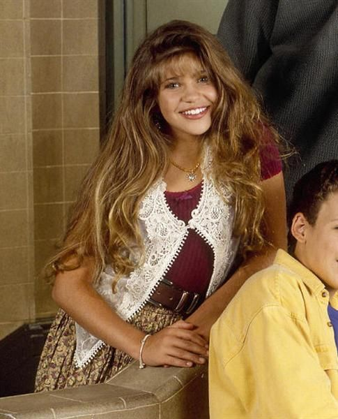 This is what happened to Topanga from Boy Meets World