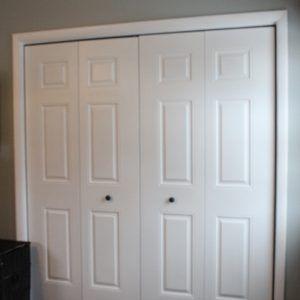 Types Of Interior Closet Doors