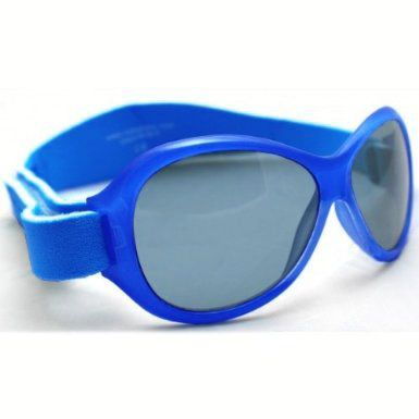 Retro Banz in Pacific Blue - to fit Baby (0-2 years) and Kidz (2-5+ years); $38