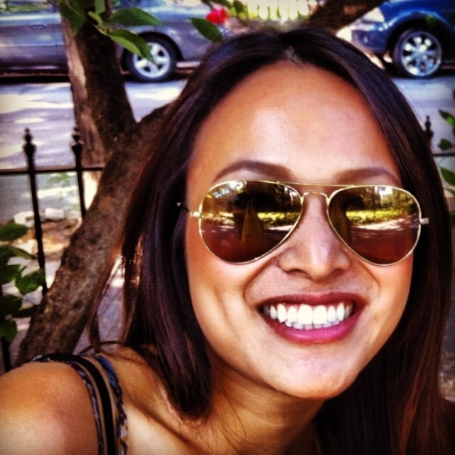 Ray Ban Gold Mirrored Sunglasses