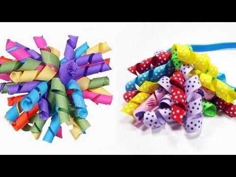En este episodio le mostramos Cómo hacer moños con banda para el pelo con cintas rizadas korker  Para más manualidades en Español visite:  http://www.manualidadesconninos.com/ http://www.manualidadestv.com/   y en Inglés:  http://www.simplekidscrafts.com/ http://www.artsandcraftstv.com/  ManualidadesConNinos.com es un blog dedicado ...