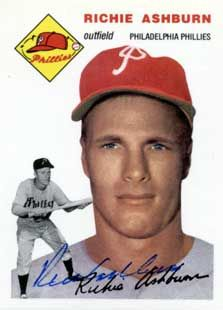 Richie Ashburn.  One of the all-time great baseball players and announcers.  Used to order pizza while on the air.