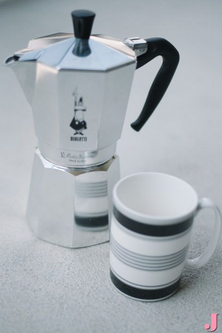 A Bialetti espresso maker is the perfect gift for any coffee lover.