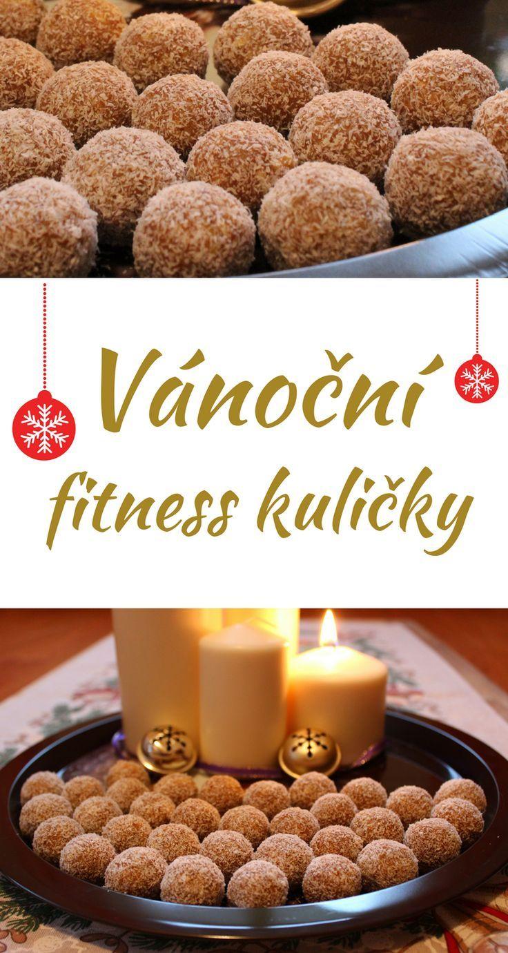 Vánoční verze bezlepkových fitness kuliček ze 4 ingrediencí (scheduled via http://www.tailwindapp.com?utm_source=pinterest&utm_medium=twpin&utm_content=post112096567&utm_campaign=scheduler_attribution)