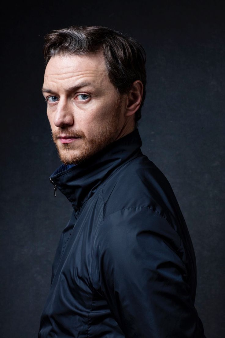 James McAvoy, Photo by...