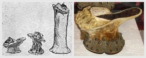 Эпоха ренессанс обувь и аксессуары