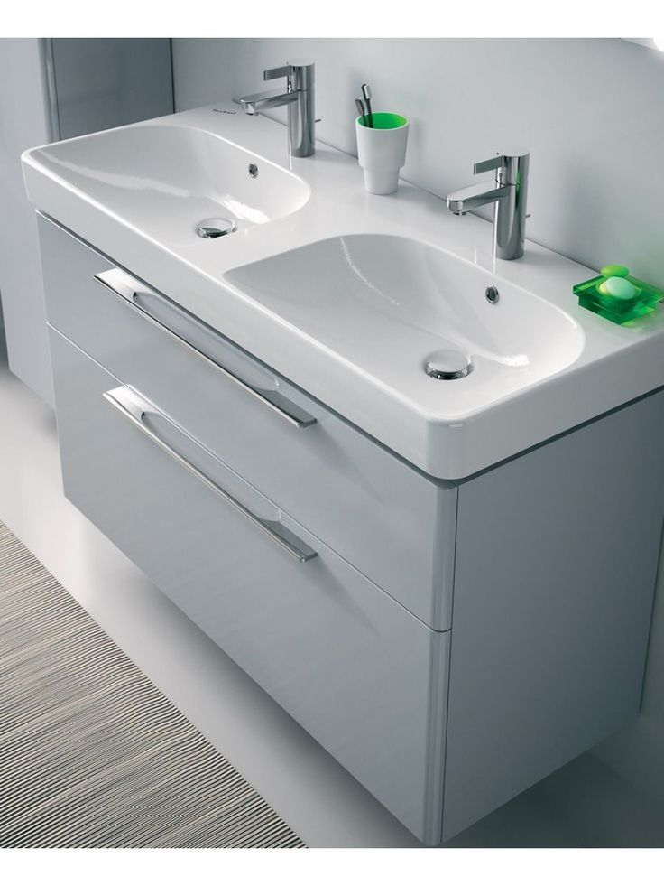 Twyford E500 1200 Grey Double Vanity Unit Wall HungBest 25  Double vanity unit ideas on Pinterest   Double vanity  . Sink With Vanity Unit. Home Design Ideas
