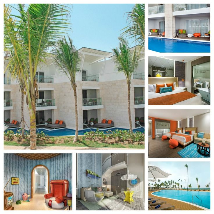 Plan a Luxury All-Inclusive Family Vacation: Nickelodeon Hotels & Resorts Punta Cana is Now Open