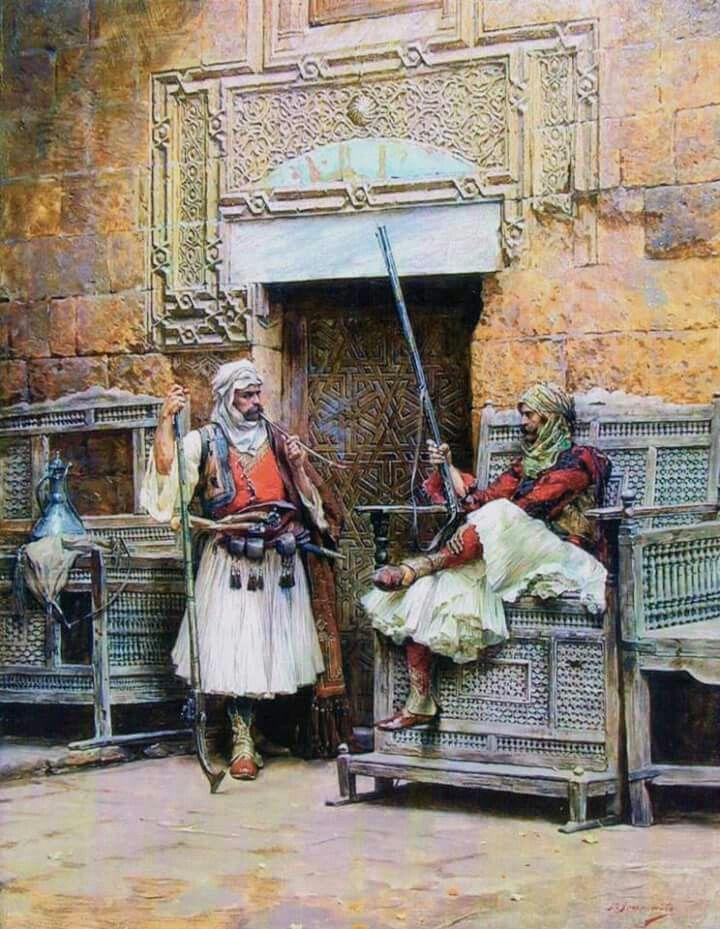 Albanin in Egyp -Cairo