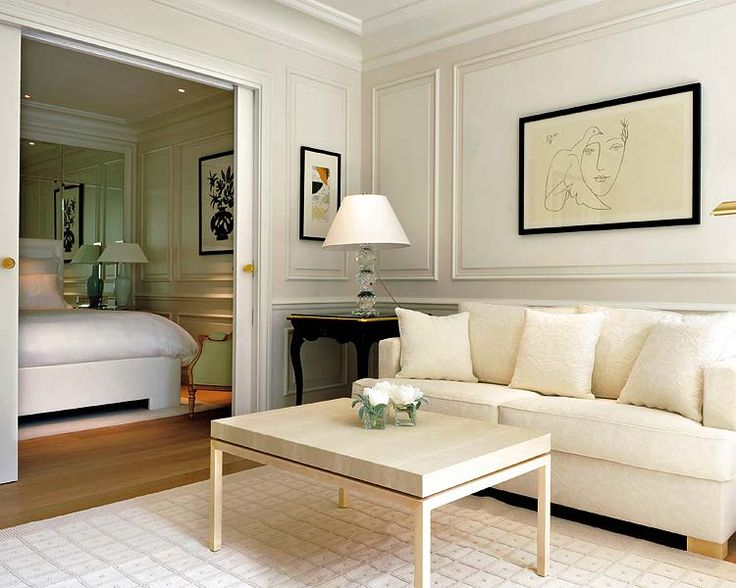 Must have sitting room (adjacent to master bedroom).