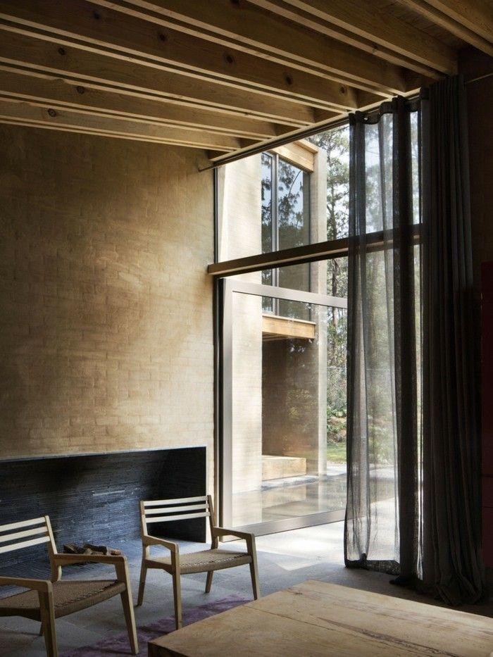 809 best Architektur u2013 moderne Häuser und Gebäude images on Pinterest - industrieller schick design dachwohnung