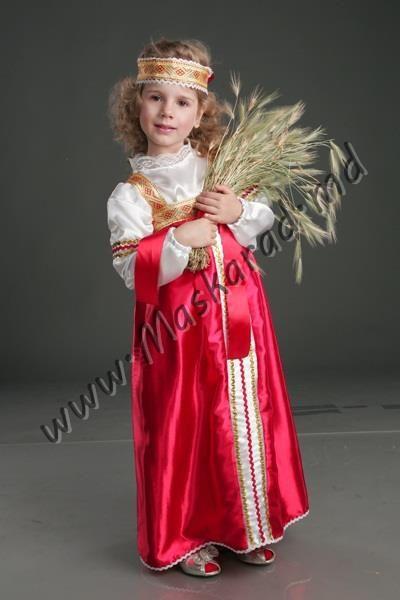 Национальный украинский костюм для девочки купить