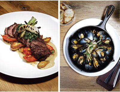 Main Course: Juliette Kitchen & Bar - Orange Coast Magazine - Dining - Restaurant Reviews