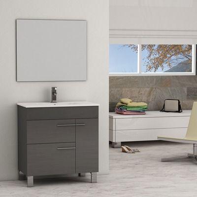 """Eviva Cup® 31.5"""" Single Modern Bathroom Vanity Set"""