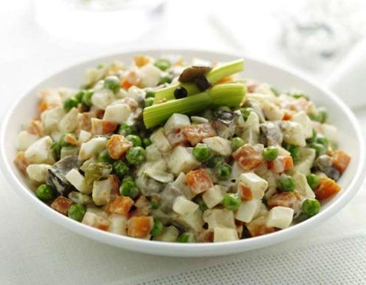 Russian - Polish Salad amazing!!!